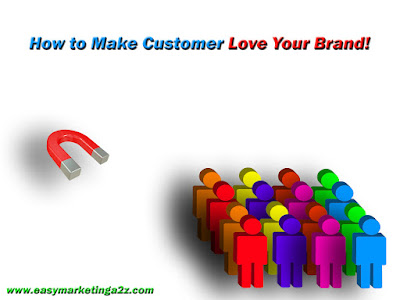 Customer attraction love easymarketinga2z