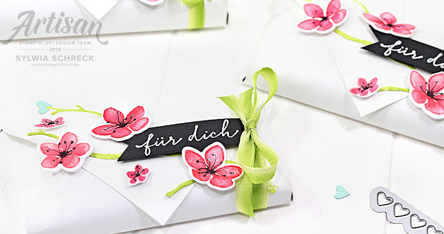 Goodies, Stampin´ Up! Jahr voller Farben