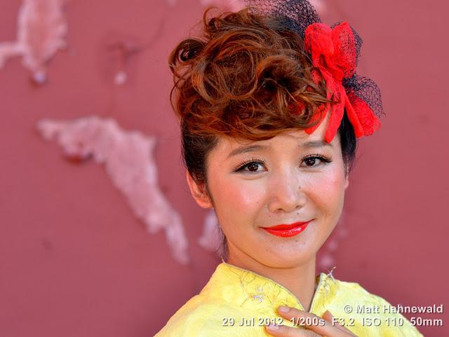 China, Beijing, Chinese woman, Chinese beauty, people, street portrait