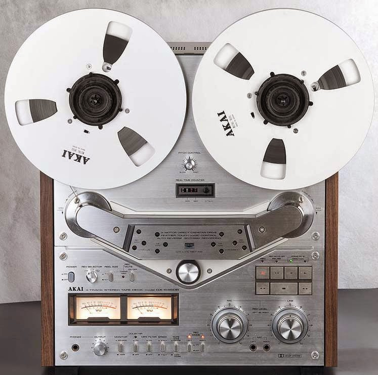 Rare Manual Depository  Akai Tape Recorder Gx Db Manuals