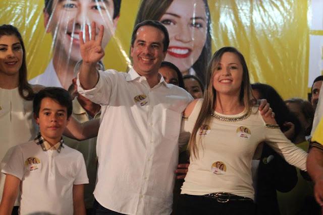 PSB de Ribeirão consagra Marcelo Maranhão e Karol Paiva para a prefeitura