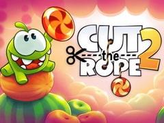 أقض على الملل و أستمتع بالإصدار الجديد من لعبة كت ذا روب CUT THE ROPE 2 لعبة قطع الحبل