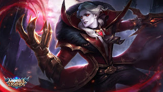 Download Script Skin Alucard - Viscount (Mobile Legend)