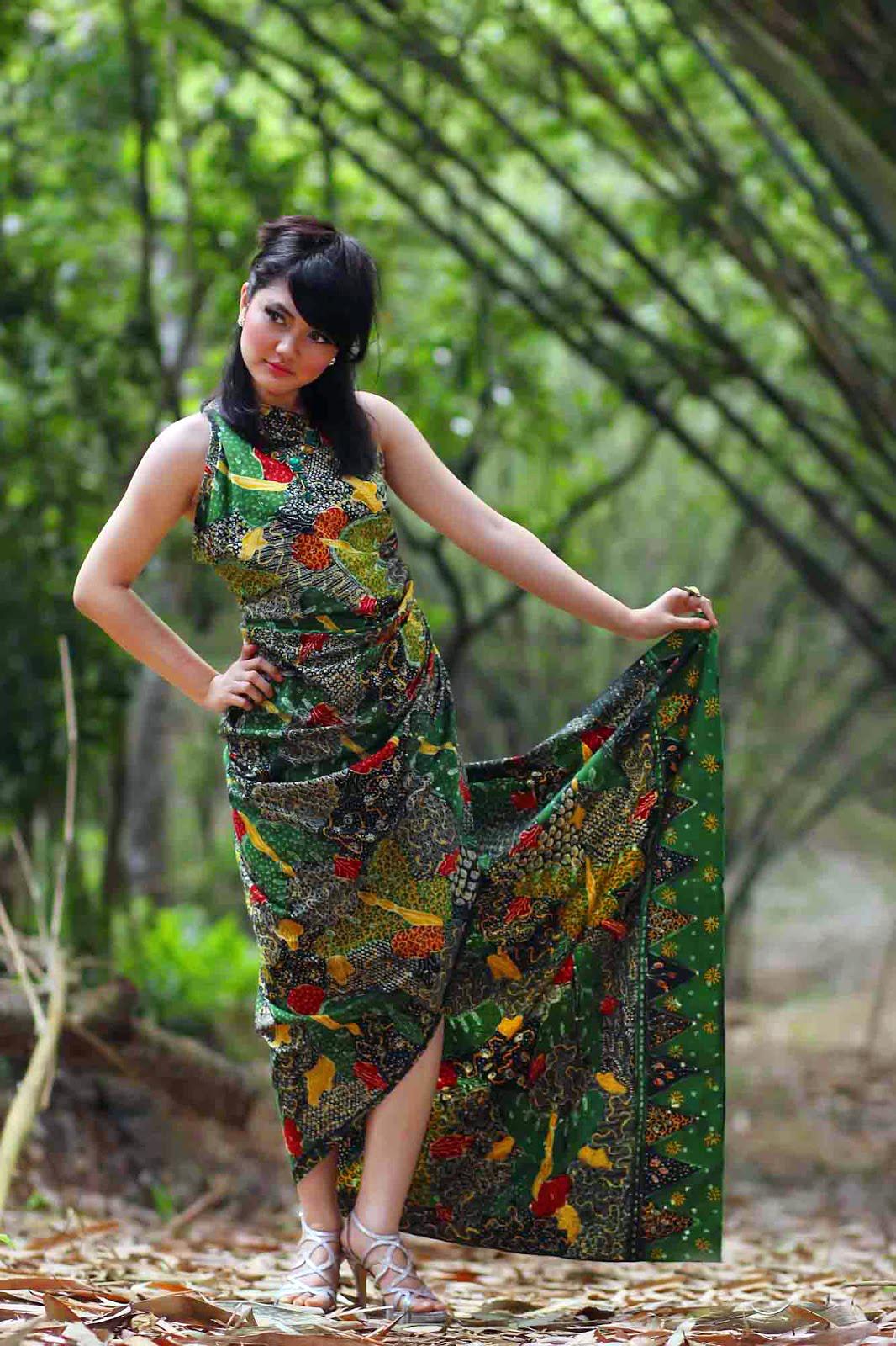Sexi indonesia model Model Majalah
