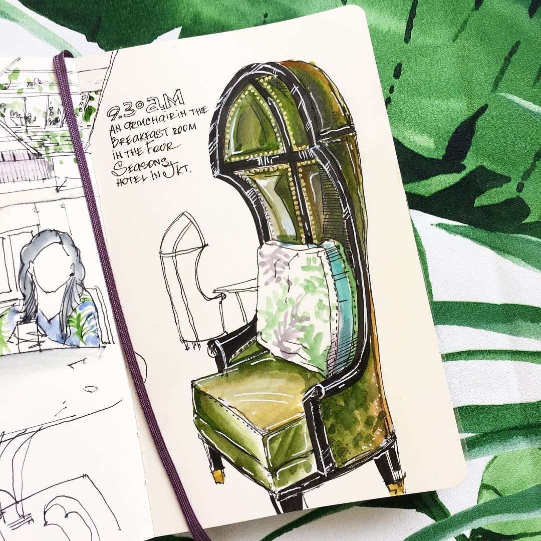 03-Alena-Kudriashova-Travelling-with-your-Sketchbook-Diary-www-designstack-co