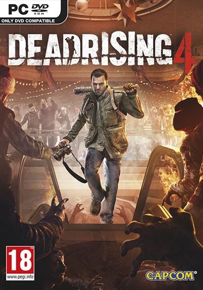 โหลดเกมส์ฟรี Dead Rising 4