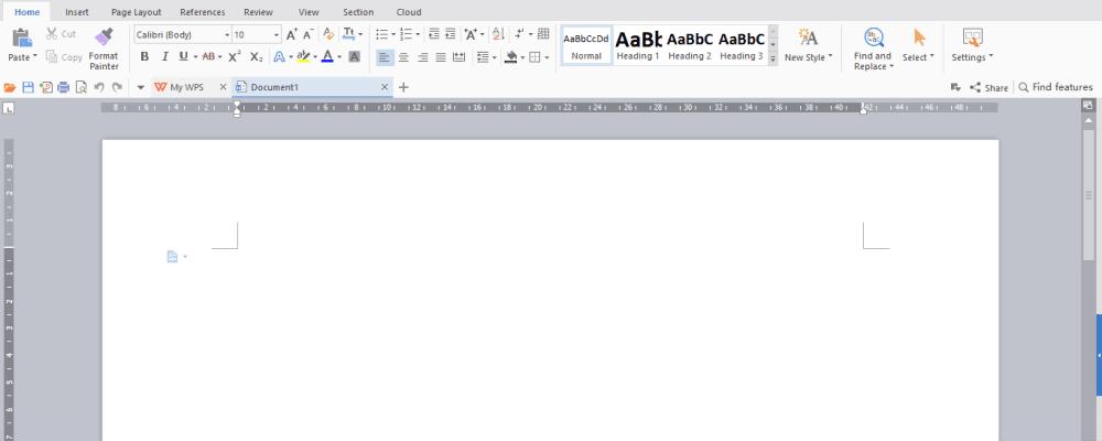 Software Aplikasi Alternatif MS Office - WPS Office