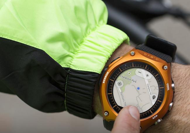 Casio's $500 Adventure Adroid Wear Smartwatch