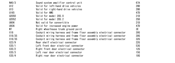 Mercedes Burmester_Wiring_Diagram%2B%25282%2529 mercedes sound amiplifier control unit burmester wiring diagram mercedes sound 5 wiring diagram at bakdesigns.co