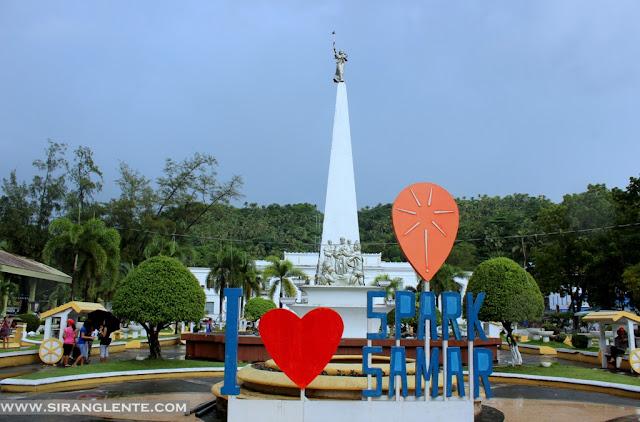 tourist destinations in Samar 2020