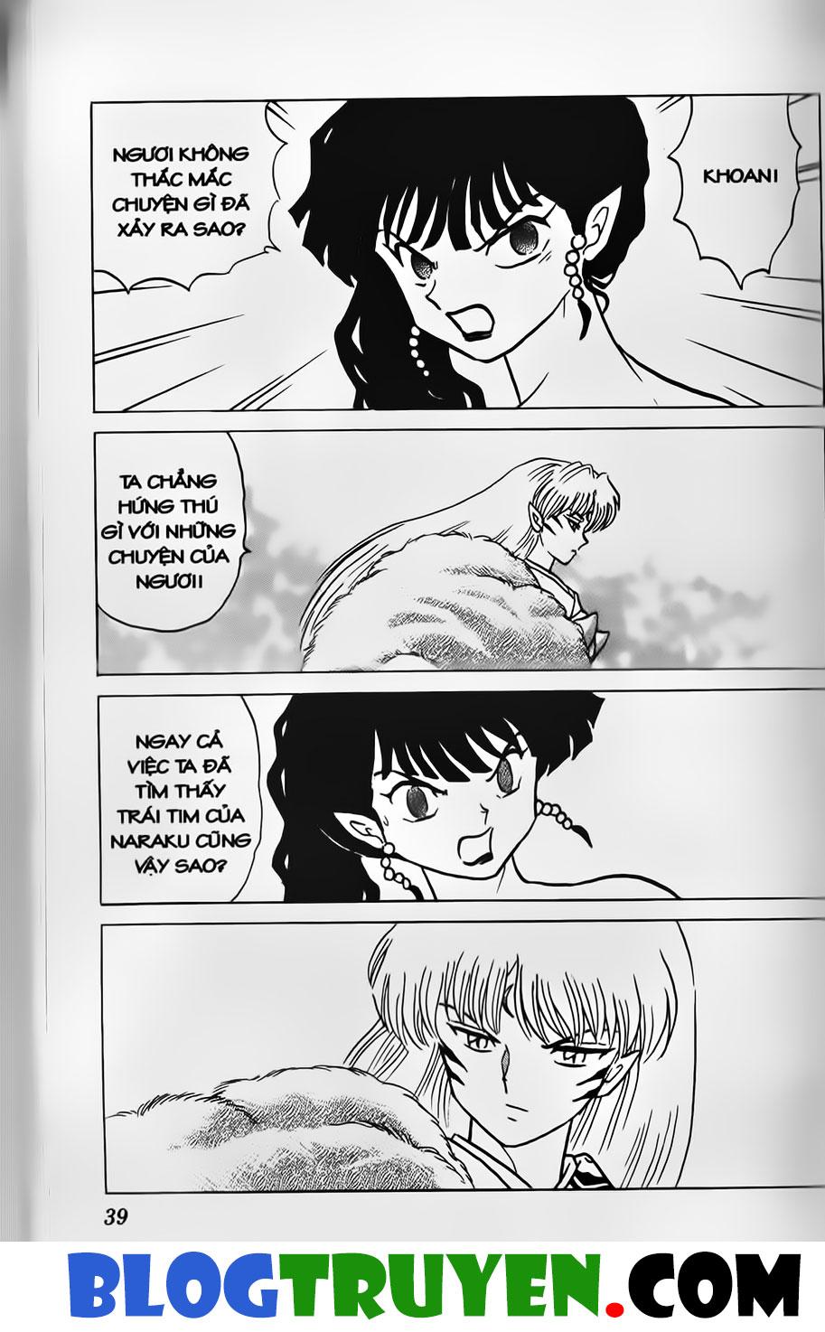 Inuyasha vol 36.2 trang 18