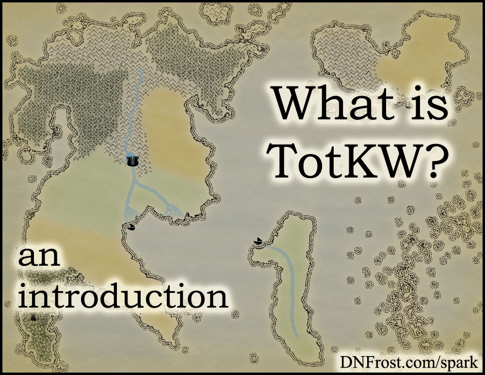 What is TotKW? My fantasy saga, Tales of the Known World http://www.dnfrost.com/2014/08/is-my-book-for-you.html #TotKW An introduction by D.N.Frost @DNFrost13 Part of a series.