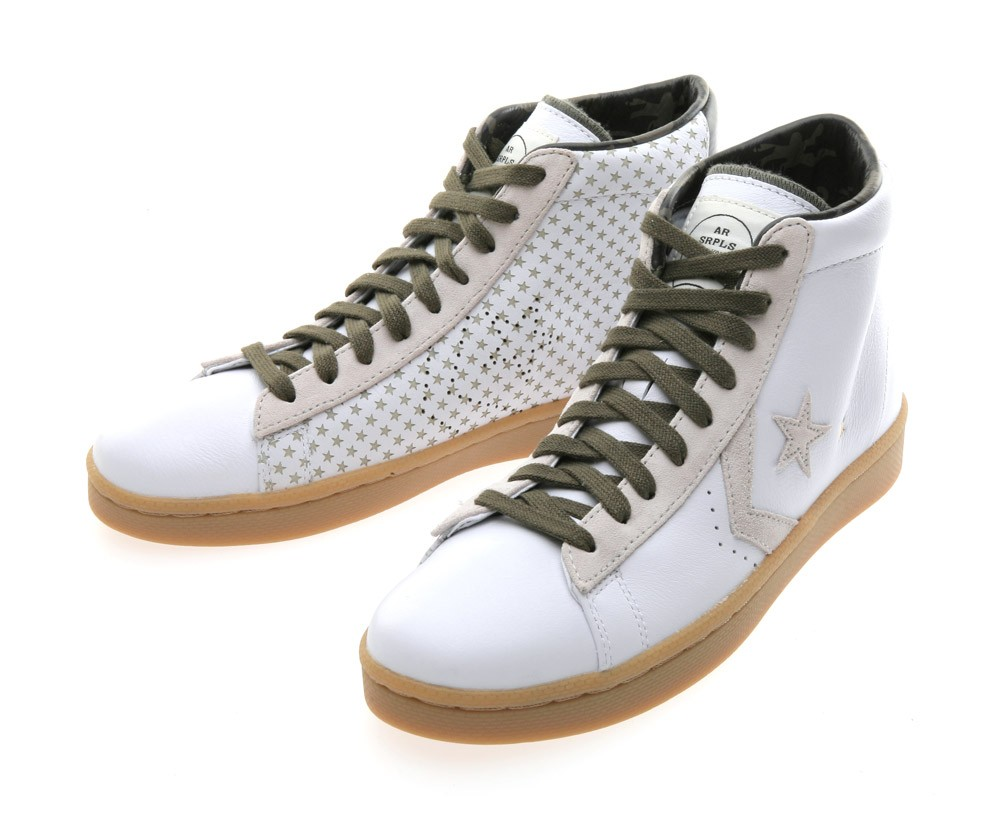 27bca5e0b84b First Strings  n  Stars  Converse First String and AR SRPLS Pro-Leather  Sneaker