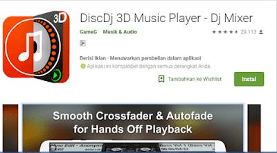 disc dj aplikasi dj gratis untuk android