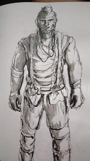 brawler - sketch