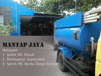 Jasa Tinja dan Sedot WC Bendul Merisi Surabaya