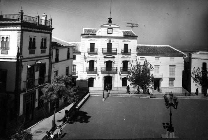 Devociones de estepa fotograf as antiguas plaza del carmen - Fotos estepa sevilla ...