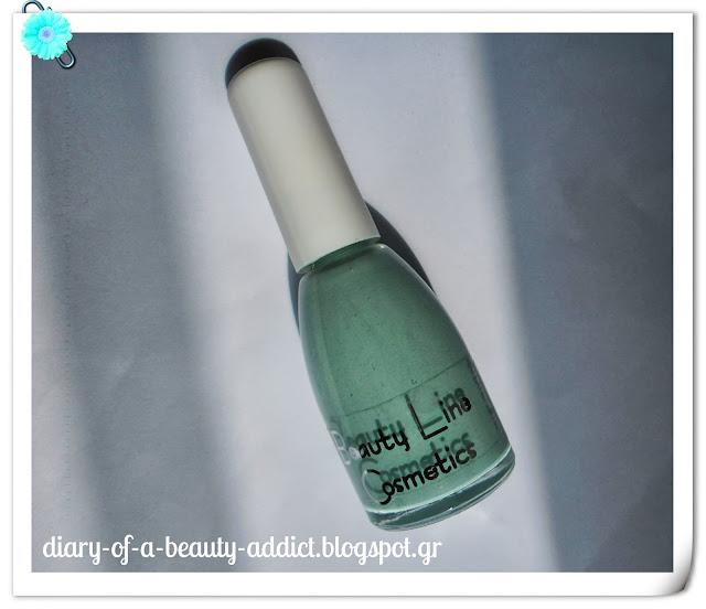 Beauty Line Cosmetics Nail Polish 517