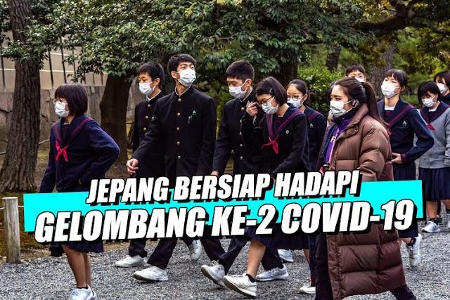 Sempat Cabut Status Darurat, Jepang Alami Gelombang Kedua Pandemi COVID-19