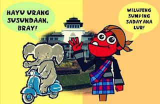 Kamus Gaul Basa Sunda