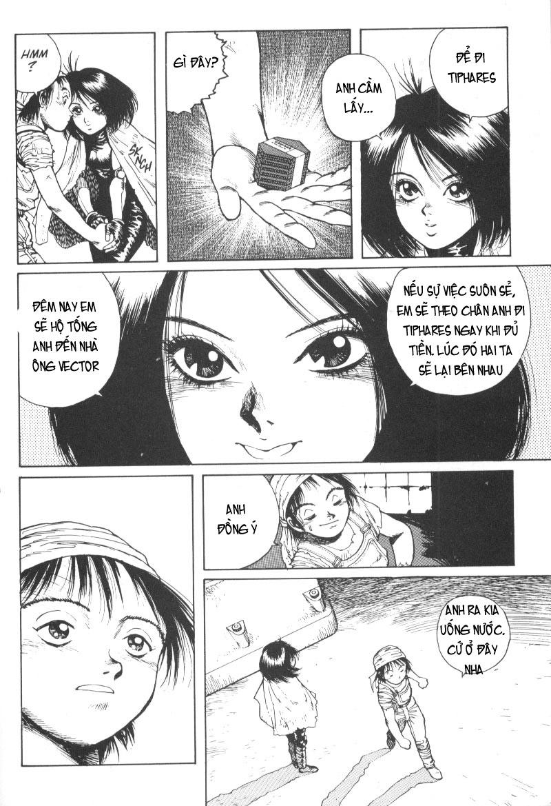 Battle Angel Alita chapter 10 trang 43