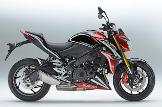 Suzuki GSX-S1000 ABS Carbon Edition (2016) Side