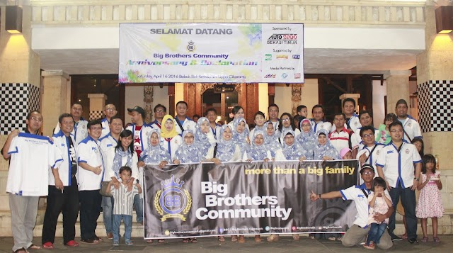 Anniversary ke-1 Big Brothers Community (BBC)