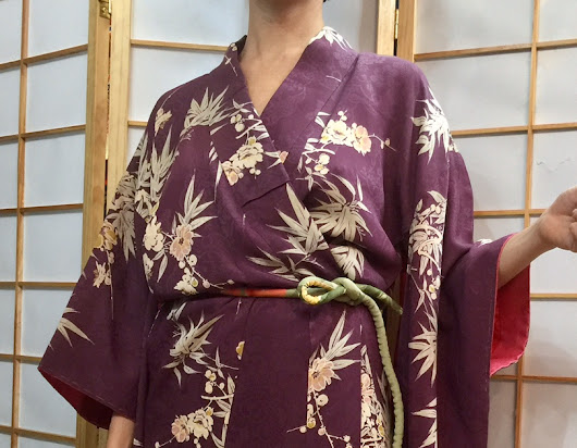 Mother's Day Gift of Comfort and Style with Japanese Kimonos
