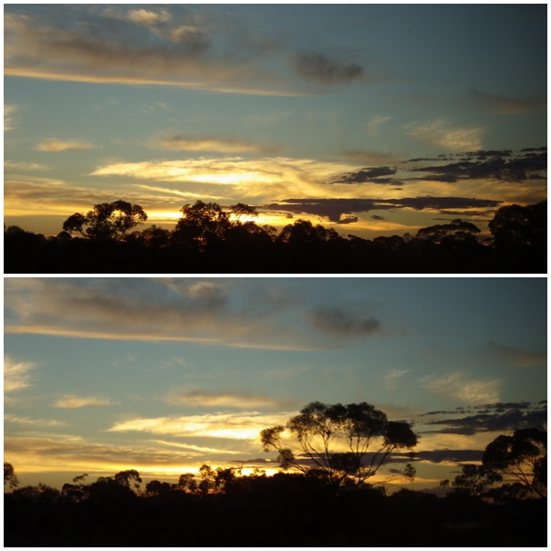 Geheimtippreisen der himmel ber der nullarbor plain australien - Nasse fenster uber nacht ...