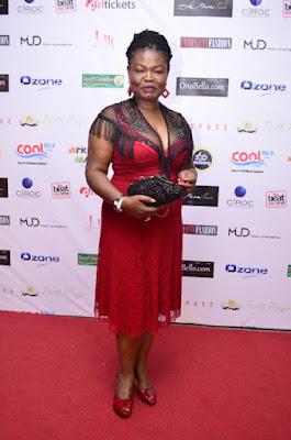Ruth Benamaisia Nigerian news caster,