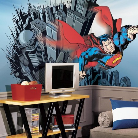 Superhero Wall Murals Superman