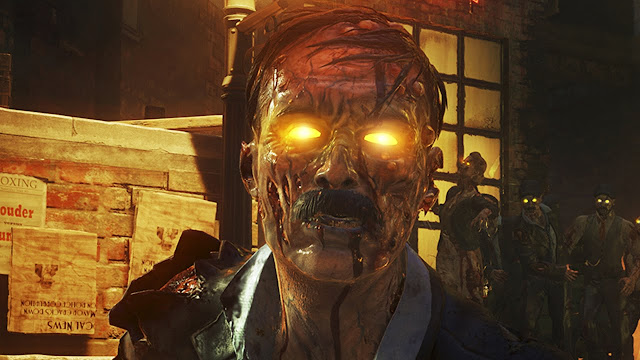 Nuevo registro de Black Ops 3: Zombies Chronicles