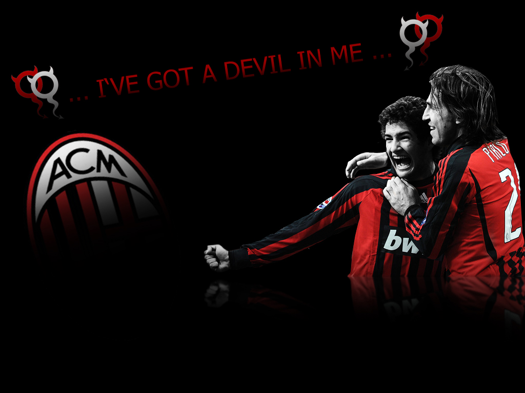 25 Wallpaper AC Milan Keren Wallpaper