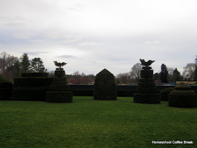 Topiary Garden - A Longwood Gardens PhotoJournal, Part One on Homeschool Coffee Break @ kympossibleblog.blogspot.com