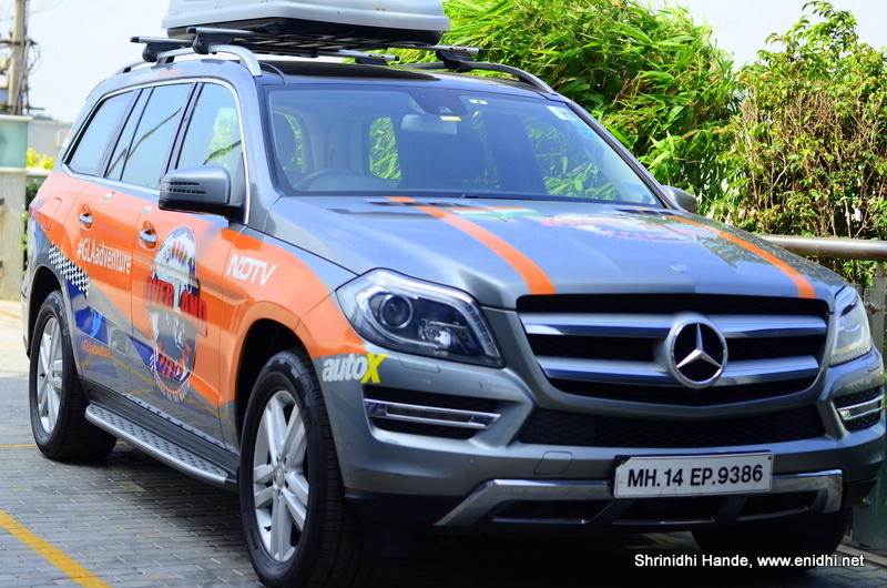 Mercedes benz gla world tour success celebrations in for Mercedes benz chennai