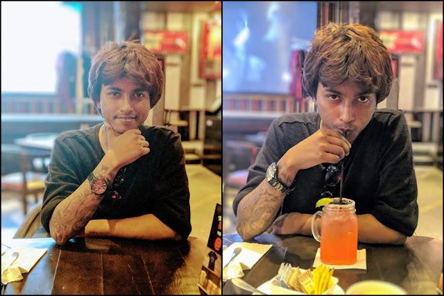 Sourajit Saha At Hardrock Cafe 1