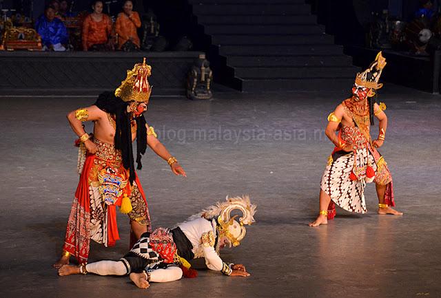Prambanan Ballet Show