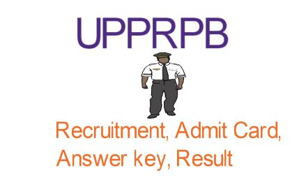 upprpb vacancy , result,