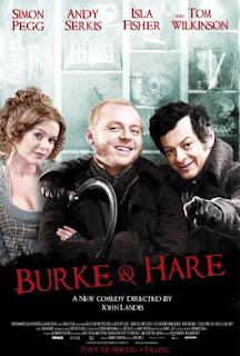 Burke and Hare (2010) Comedia negra con Simon Pegg