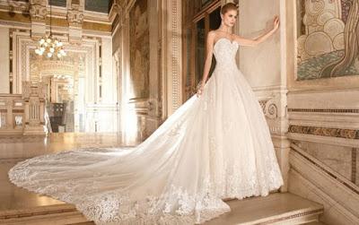 les plus belles robes de mariée du monde