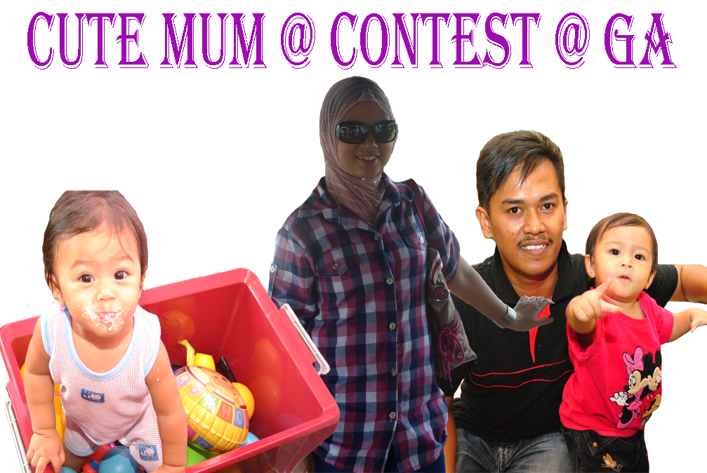 Cute Mum @ GA @ Contest