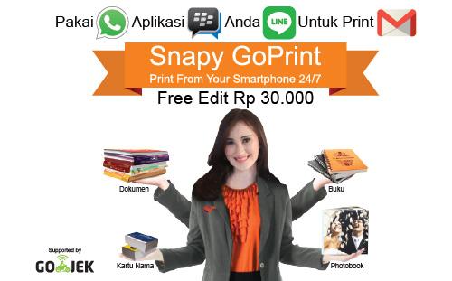 Harga Digital Printing Snapy Untuk Kampanye