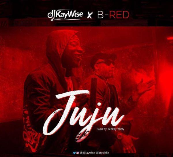 DJ Kaywise B-Red