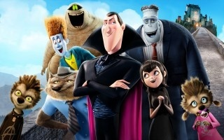 Hotel transylvania 2012 movie poster
