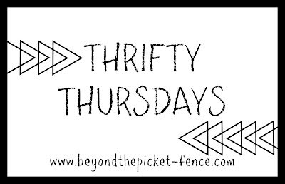 Thrifty Thursdays at Beyond the Picket Fence