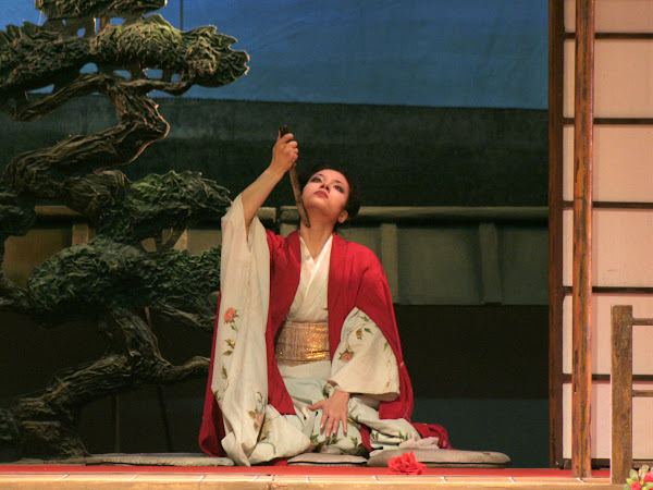 Madama Butterfly, New Theatre Oxford | Review
