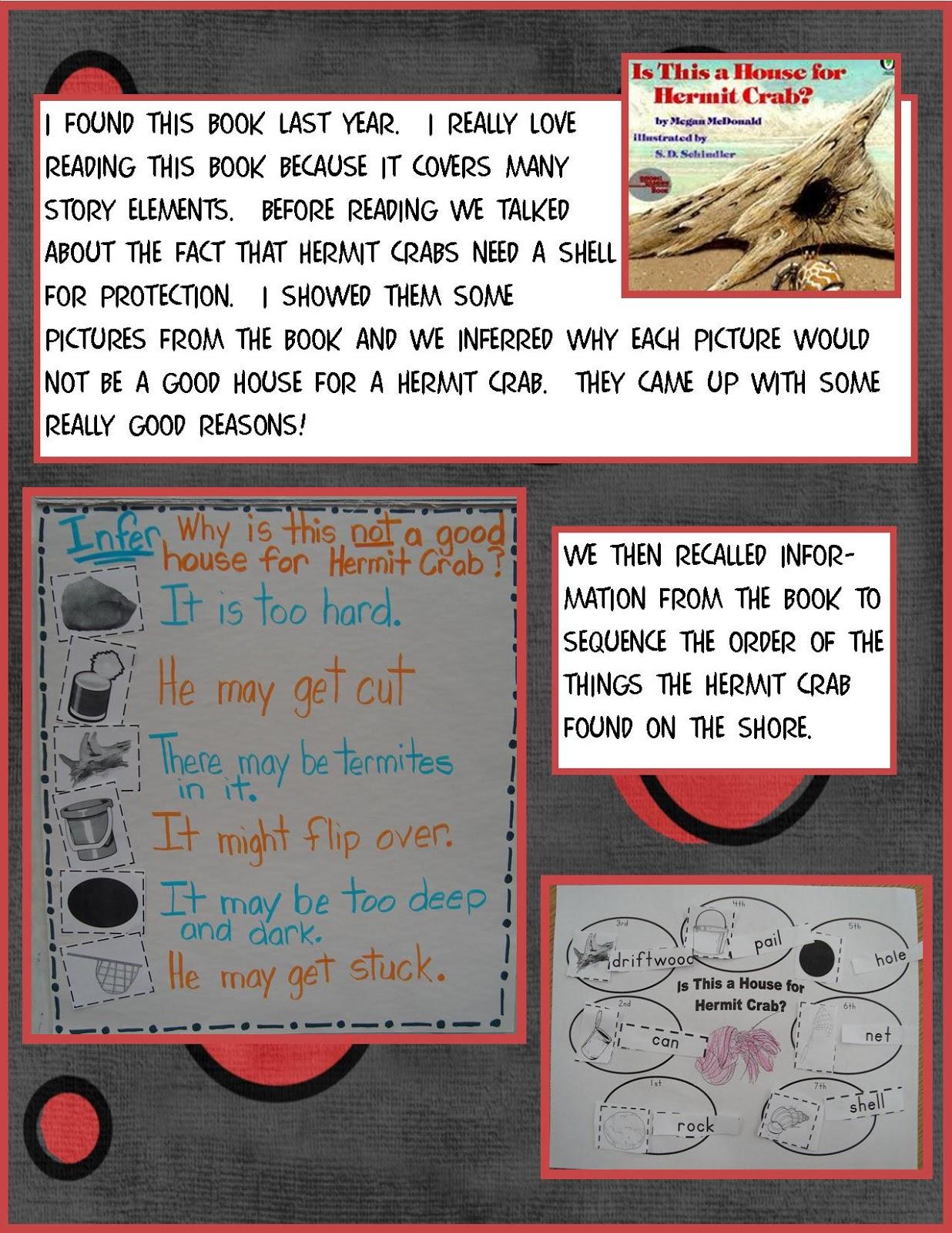 Golden Gang Kindergarten Crabs