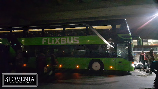 Flixbus Prague - Vienna
