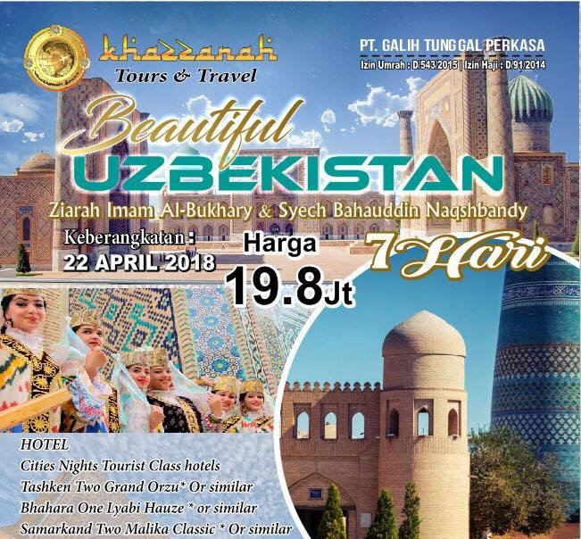 paket-wisata-muslim-uzbekistan-2018