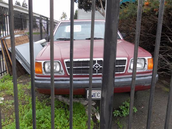 Daily Turismo K Carma 1986 Dodge Aries